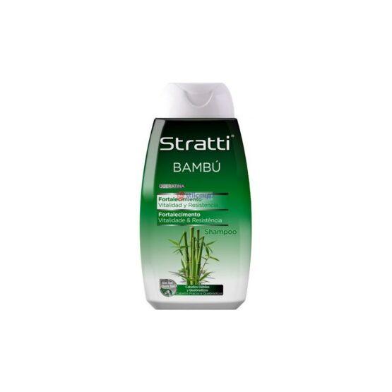 Stratti Shampoo Bambú 400ml