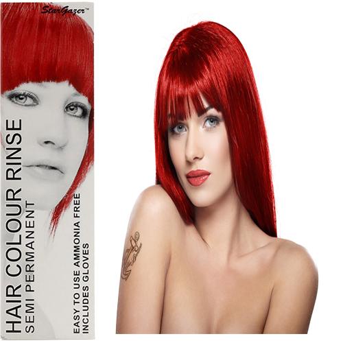 Stargazer Semi Permanente Hair Dye Golden Flame -70ml