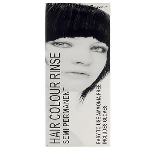 Stargazer Semi Permanente Hair Dye Pitch Black -70ml