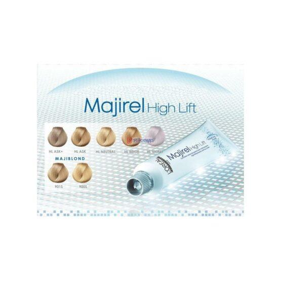 Majirel High Lift Ash cinza 50 ml