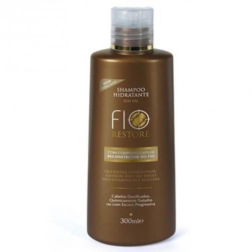 Shampo Fio Restore Hidratante 300ml