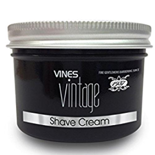Creme Barbear Vines Vintage Shave Cream 125ml