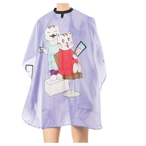 Penteador Corte Criança Violeta 04313/68