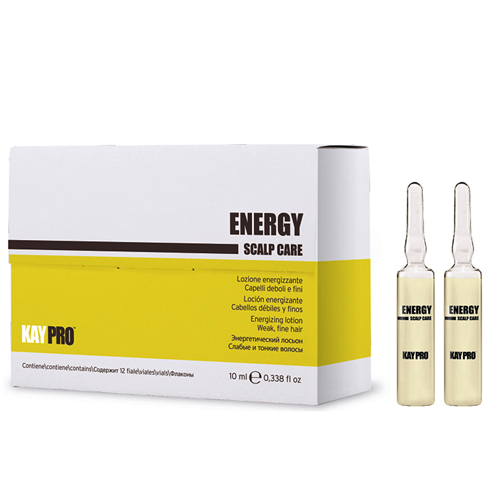 Kaypro Energy Scalp Ampolas Anti-Queda 12x10ml
