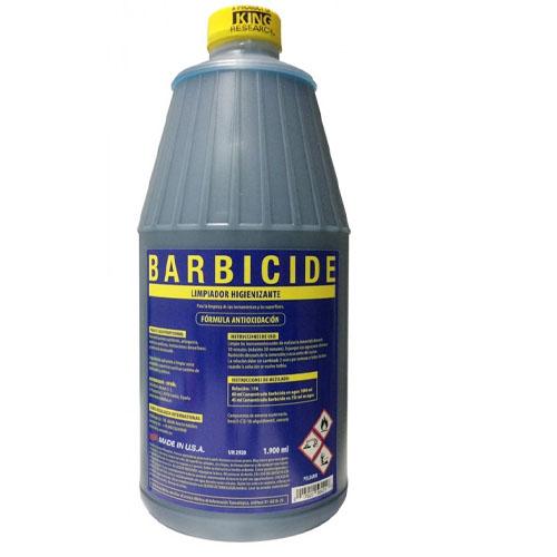 Barbicide Liquido Desinfecção Concentrado 1900ml
