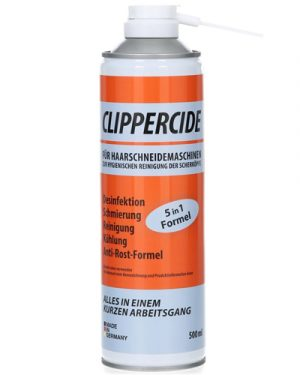 Clippercide Spray desinfetante e lubrificante 500ml