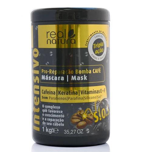 Real Natura Mascara Sem Sal Café 1kilo