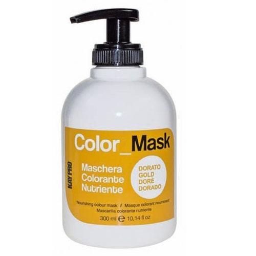KayPro Color Mask - Máscara Dourada 300ml