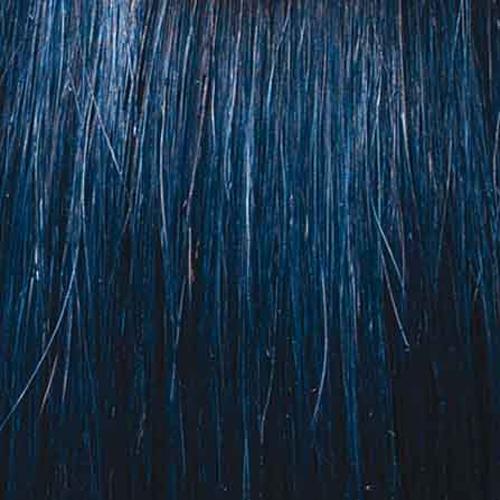 She Extensões Queratina Fantasia Azul Escuro - 10 unidades