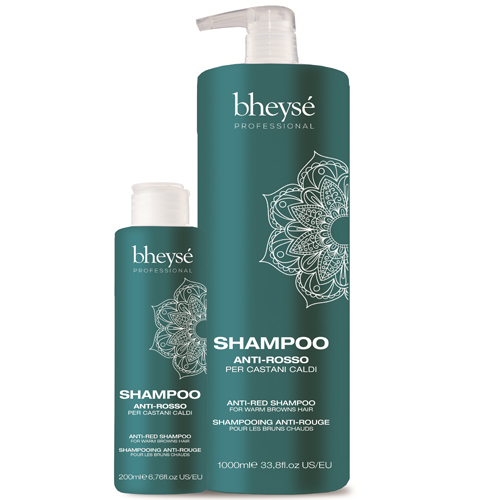 Bheyse Shampoo Anti vermelhos 200ml