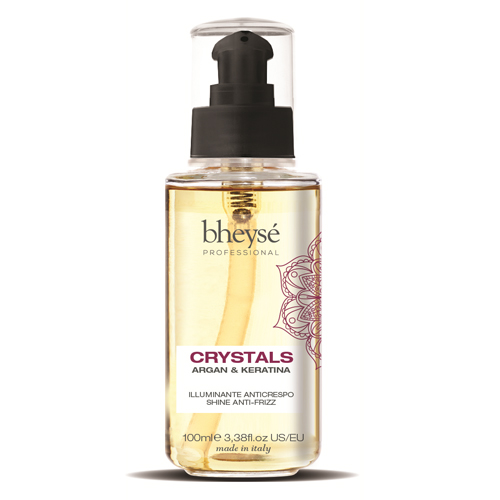 Serum Bheysé Crystals Argan e Queratina 100ml