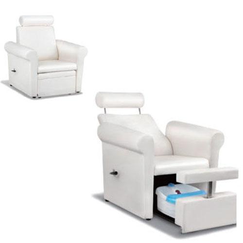 Cadeira Pedicure e Maquilhagem Brigde