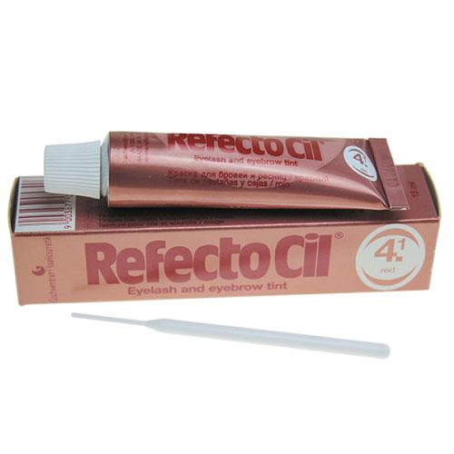 Coloração Sobrancelhas Refectocil Nº 4.1 Vermelho 15 ml