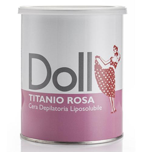 Cera Lata Doll 800gr Rosa