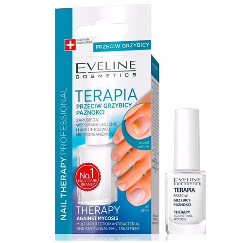 Eveline Nail Therapy Contra Micose - 12ml