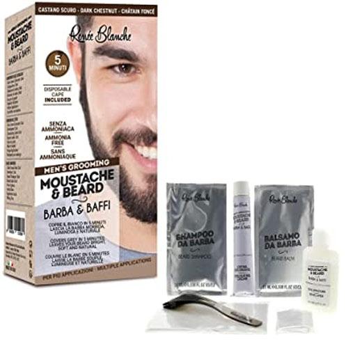 Renee Blanche Coloração Barba e Mustache Loiro 20ml