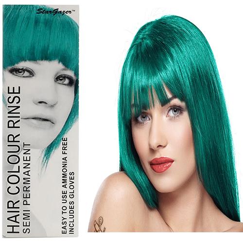 Stargazer Semi Permanente Hair Dye Tropical Green -70ml