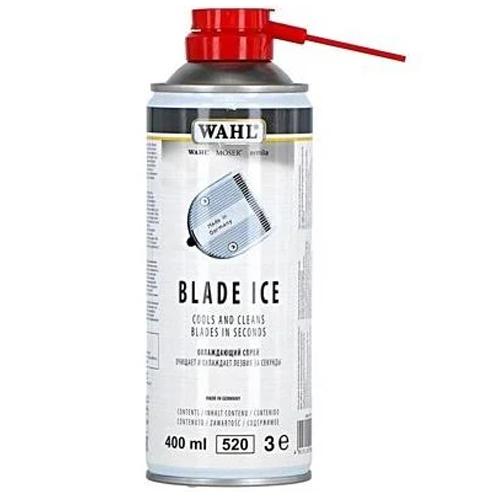wahl blade ice spray arrefecimento lubrificante 400ml