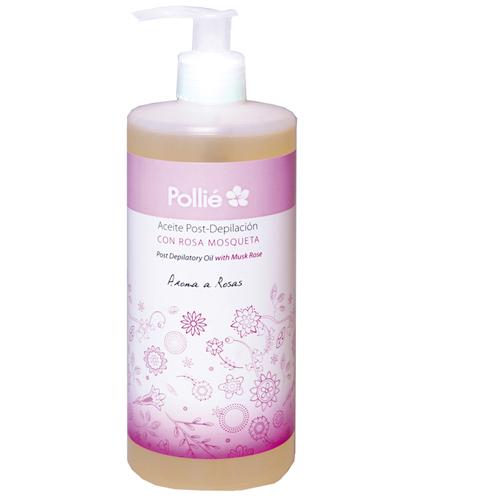 Pollié Óleo Pós-Depilatório Aroma Rosas 500ml