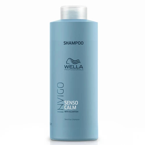 Wella Invigo Senso Calm Shampoo 1000ml