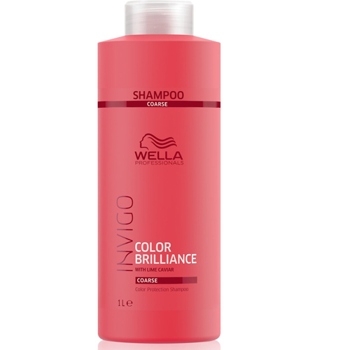 Wella Invigo Shampo Color Brilliance Cabelos Grossos 1000ml