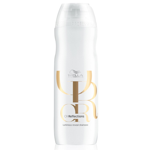 Wella Oil Reflections Shampoo Luminoso 250ml