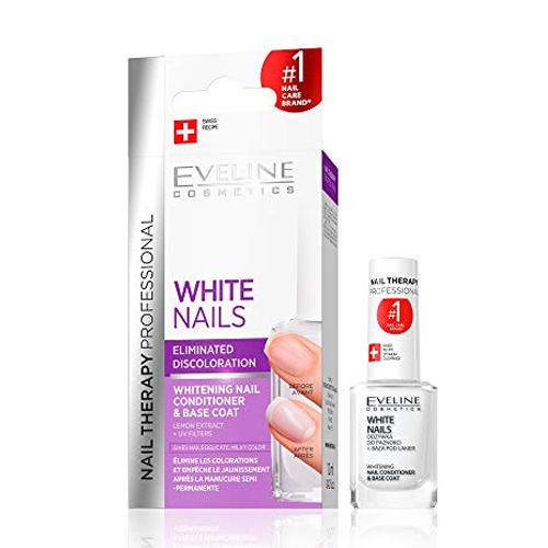 Eveline White Nails Branqueador de Unhas 12ml