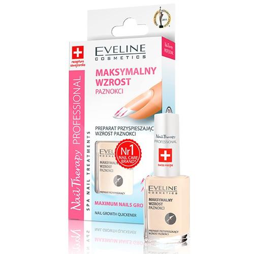 Eveline Maximum Nails Crescimento Unhas 12ml