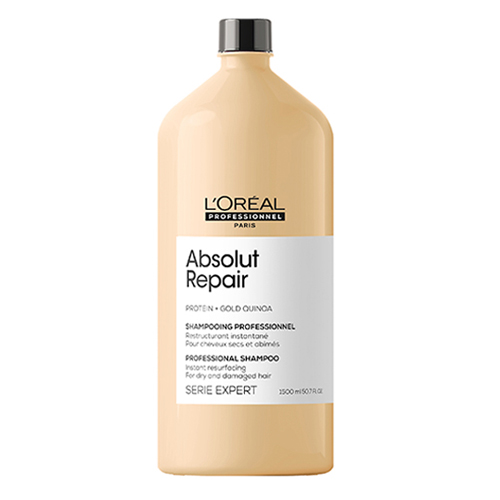 Serie Expert Shampoo Gold Quinoa Absolut Repair 1500ml