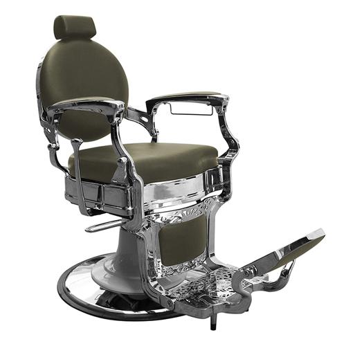 cadeira barbeiro classic verde