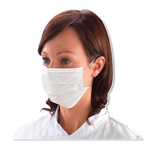 Máscara Protecção 3 Camadas Lavável e Reutilizável 60 Vezes