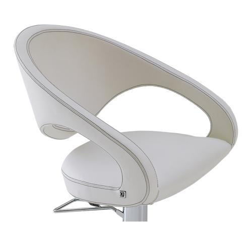 Cadeira Cabeleireiro Moebius Soft Hidráulica