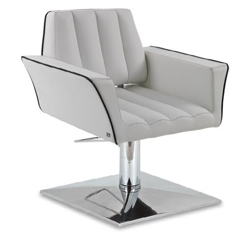 Cadeira Cabeleireiro Oyster Soft Elegance Hidráulico