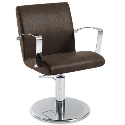 Cadeira Cabeleireiro Square Elegante AGV