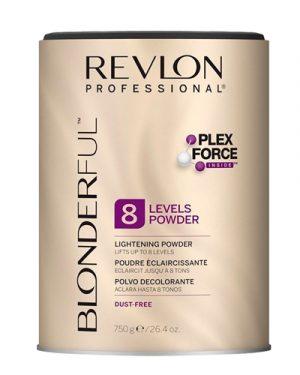 Revlon Pó Descolorante Blonderful 8tons 750g