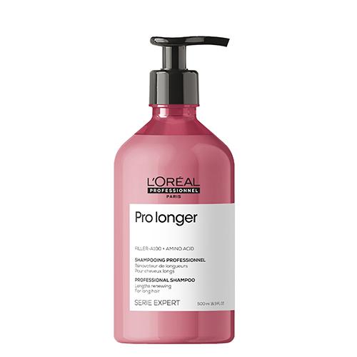 Shampoo de renovação de pontas