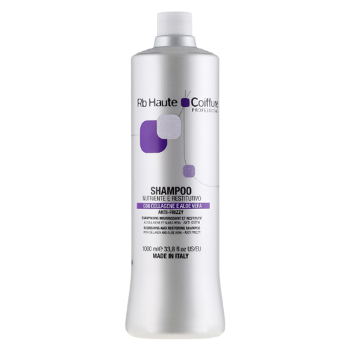 RB Haute Coiffure Shampoo Nutriente Anti-Frizz 1000ml