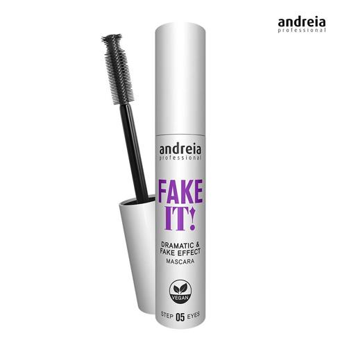 Andreia Máscara Pestanas - Rimel Fake It 10ml