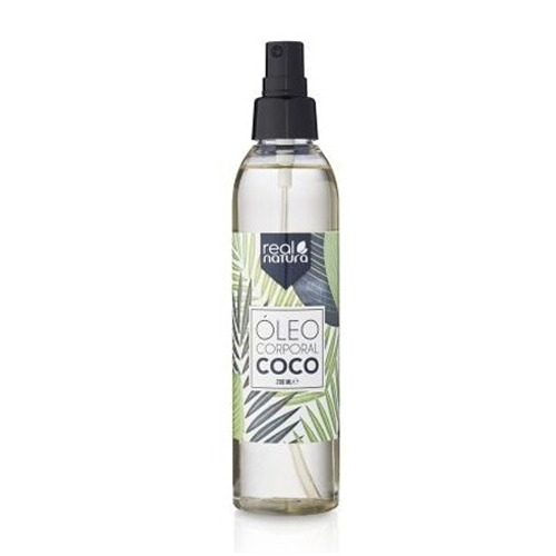 Real Natura Óleo Corporal Hidratação Coco 200ml