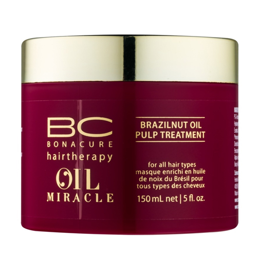 Schwarzkopf Bonacure Máscara Oil Miracle Brazilnut 500ml