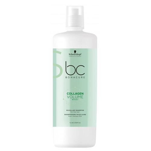 Schwarzkopf Bonacure Shampoo Collagen Volume 1L