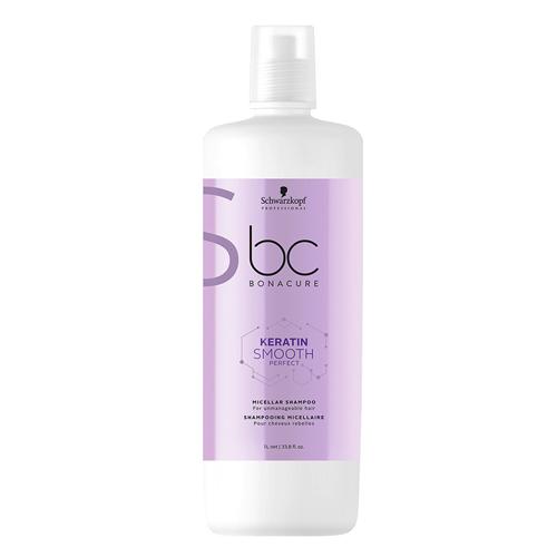 Schwarzkopf Bonacure Shampoo Keratin Smooth 1L