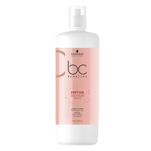 Schwarzkopf Bonacure Shampoo Peptide Repair Rescue 1L