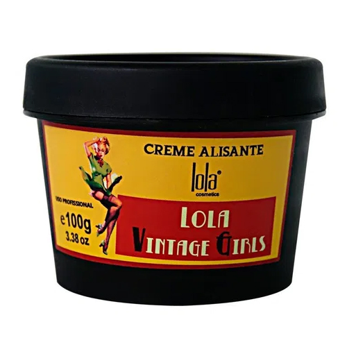 Lola Vintage Girls - Creme Alisante 100g