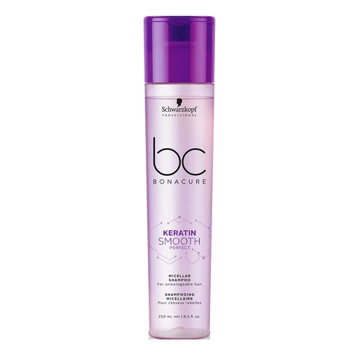 Schwarzkopf Bonacure Shampoo Keratin Smooth 250ml