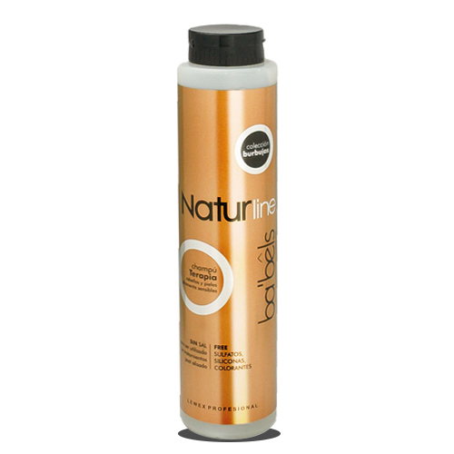 Shampoo Terapia Lewex NaturLine Sem Sal - 400ml