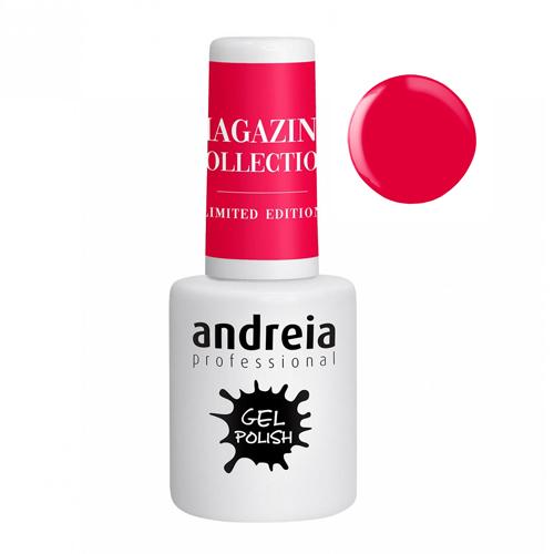 Andreia Verniz Gel Magazine Collection - MZ2