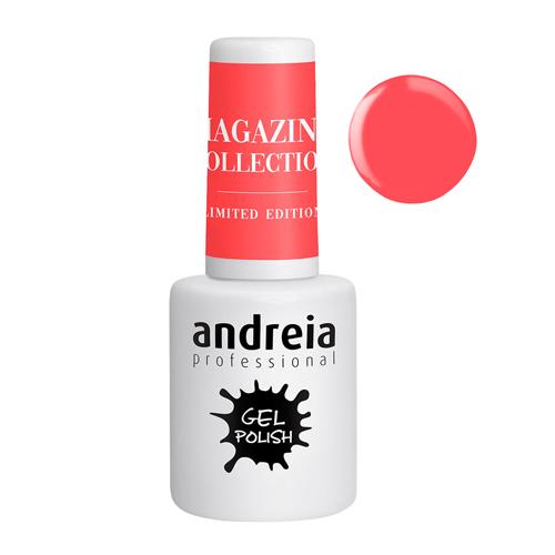 Andreia Verniz Gel Magazine Collection - MZ3