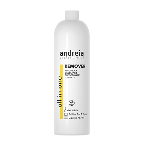 Andreia All in One Removedor de Verniz - 1000ml