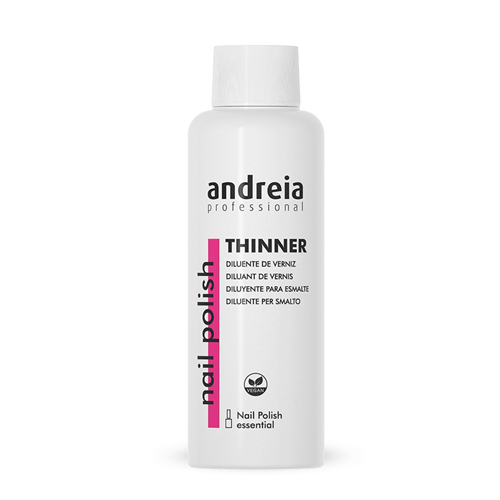 Andreia Nail Polish Thinner Diluente de Verniz - 100ml